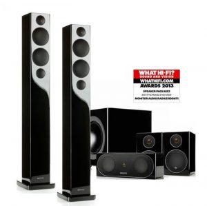 SURROUND luidspreker sets